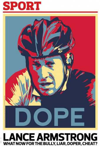 How Did Lance Armstrong Dope
