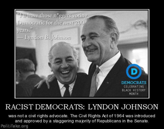 racist-democrats-lyndon-johnson525O
