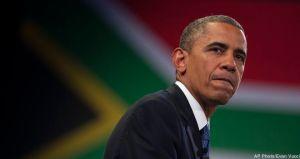 Barack Obama, Jacob Zuma