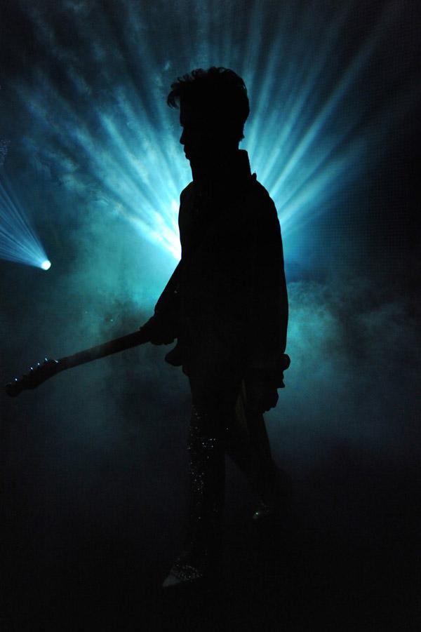 """Prince """"Welcome 2 Europe"""" Tour - Perugia"""